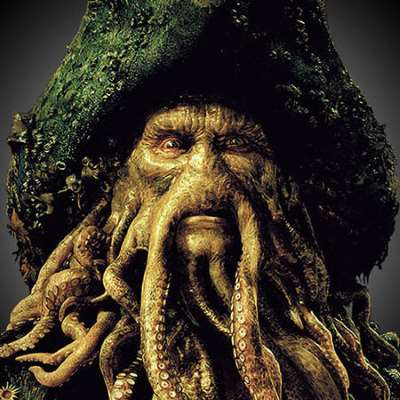 El cofre de Davy Jones